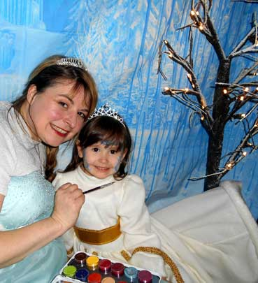 Kreatives Kinderschminken U Kinderanimationen Zu Ihrer Hochzeit